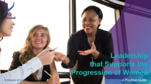 Supporting progression for women
